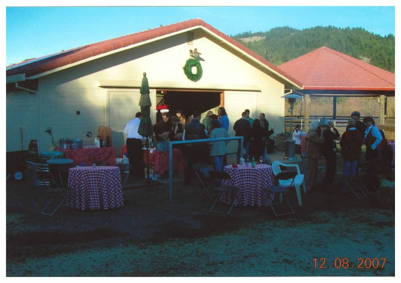 Equestrian Barn with Riding Arena, Nicasio CA
