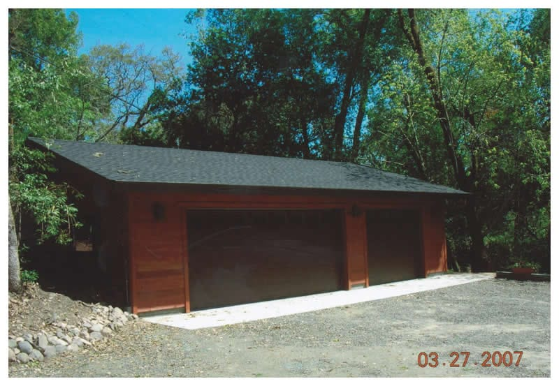 Storage Barn with Office Space, Santa Rosa CA